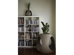 Make a statement with the Gusto indoor plant container range from Ambius