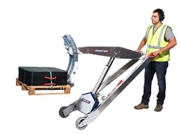 Makinex powered hand truck wins at Gold Coast awards