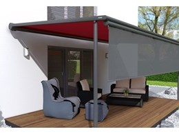 Markilux launches pergola Shadeplus