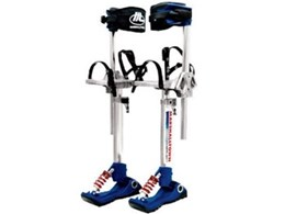 Marshalltown Skywalker plastering stilts from Pro Plaster Products