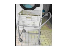 Masco Model 84LT tub trolley from Laundry Systems Group