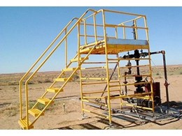 MaxiSkaff scaffolding equipment from Adform Products suitable for indoor and outside use