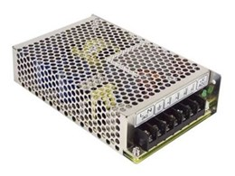 Mean Well RS series enclosed power supplies preferred for OEM
