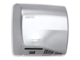 Mediclinics Speedflow hand dryers from Davidson Washroom