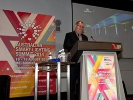 Melbourne summit showcases strategies for energy efficient public lighting