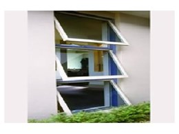 Meranti awning windows from Trend Windows & Doors