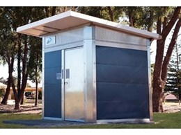 Mettros anti vandal restrooms from Landmark Products