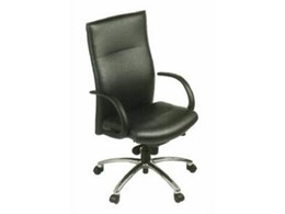 Metz executive chair range available from Ergomotion