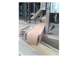 Mini conveyor system from Kennards lift & Shift offer silo solution