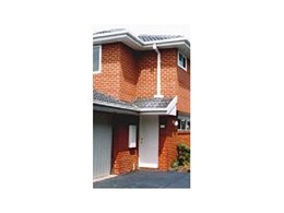 Mitten Vinyl Australia now stock Durabric imitation brick cladding