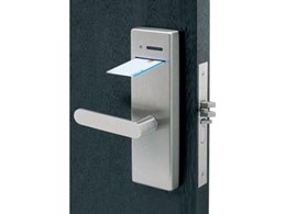 Miwa AL5H electronic access control systems available from Gainsborough Hardware Industries