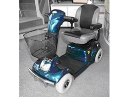 Mobility Scooter from Germaines Furniture Pty Ltd