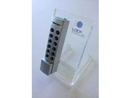 Model L200 electronic cabinet locks from Locks Galore