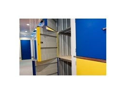 Modular Lockers available from STOR-CO