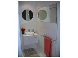 Modular flat pack and Stand-A-Lone bathrooms available from 1300 Ensuites Australia