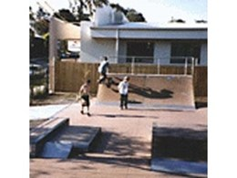 Moodie Outdoor Products supply Skate ramps