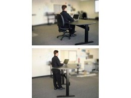 Motiondesk electric height adjustable desks from Ergomotion now in three new models