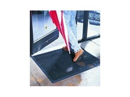 Multi-Guard protective entrance matting from General Mat Company