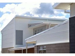 Murrumba Downs Secondary School is a 'cool school' thanks to COLORBOND Coolmax steel