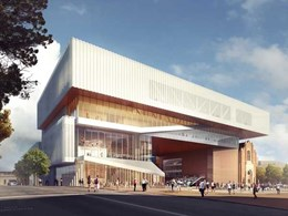 Hassell and OMA reveal design for New Museum for Western Australia