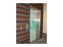NGD disabled access toilet doors from ADIS Automatic Doors