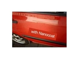 NanoCoat Polish from ITC protects painted metal surfaces