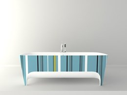New Accademia POP bathtub brings new vibrancy into the bathroom