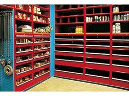 New Actisafe shelving systems for power transmission components storage