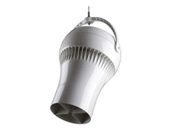 New Airius Air Pear thermal destratifying fans available from Vento Australasia