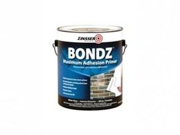 New BONDZ maximum adhesion primer from Rust-Oleum Australia