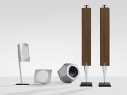 New Bang & Olufsen wireless speakers feature new sound and design