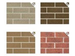 New Boral Hinterlands bricks for creating classic neutral home exteriors