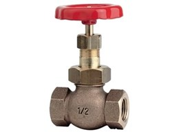 New Bronze Globe Valves from All Valve Industries