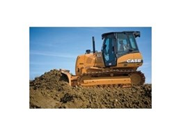 New Case hydrostatic dozers deliver productivity