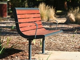 New Daintree street and park furniture range