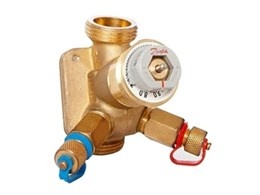 New Danfoss AB-QM valves for optimising large HVAC systems