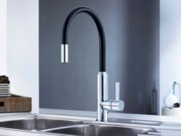 New Dorf kitchen mixer taps bring choice and style to the kitchen