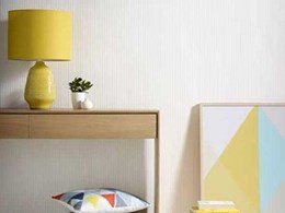New Dulux Wallpaper Paintables range allows customisable style