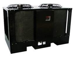 New Electroheat PRO 96kW heat pump from Waterco for commercial pool heating