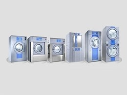 New Electrolux Line 5000 washers and dryers for professional laundry