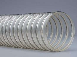 New Eximo antistatic flexible ducting for food and drug makers