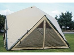 New Ezy Shelter X Beam5 portable inflatable shelters from 1300 Inflate