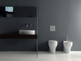 New Kerasan compact bathroom fixtures from Paco Jaanson