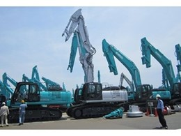 New Kobelco factory combines productivity with pride
