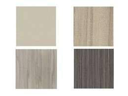 New Laminex Silk Finish decors bring the latest trends to commercial interiors