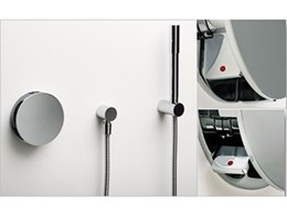 New Latitude shower mixer manufactured in Australia
