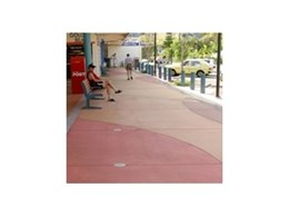 New Low VOC Stain Resistant, Penetrating Concrete Sealer Launched by Concrete Colour Systems