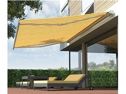 New Markilux 5010 cassette awnings