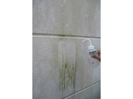 New NanoCoat efficient, eco-friendly mould and algae cleaner for concrete