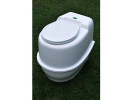 New Nature Loo Excelet waterless composting toilets from Ecoflo Water Management